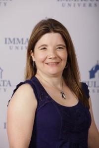 Andrea Hunt ahunt1@immaculata.edu