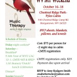 West Virginia Music Therapy Weekend