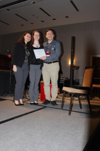 Nazareth College Club Award