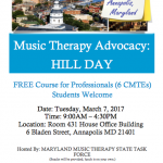 Maryland Hill Day!