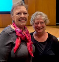 Paula Unsal, Chair NJSTF and Donna Polen, Chair, NYSTF (3)