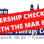 MAR-AMTA Question and Answers; Membership Check-in