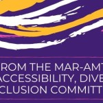 A Message from the MAR-AMTA Cultural Humility, Accessibility, Diversity, and Inclusion Committee