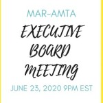 Two Upcoming Meetings on June 23, 2020 & June 25, 2020