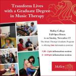 Molloy College Fall Open House November 15