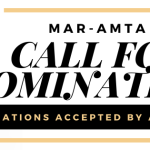 2021 MAR-AMTA Call for Nominations