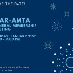 General Membership Meeting on January 31, 2021